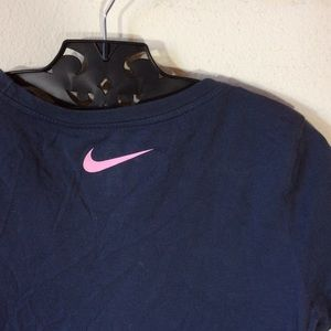 Nike Shirts & Tops - Girl's Small Nike Running Tee Are we there yet?
